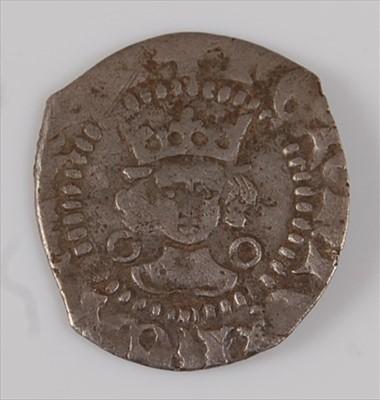 Lot 40-England, Henry VI (1422-1471) silver half penny