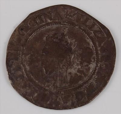Lot 41-England, 1569 shilling