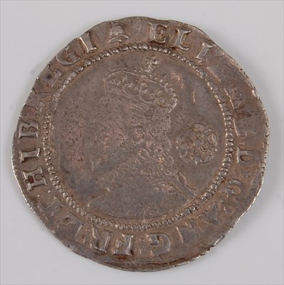 Lot 43-England, 1583 shilling