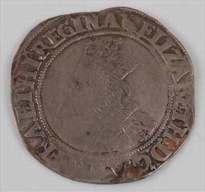 Lot 44-England, Elizabeth I (1558-1603) shilling