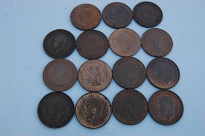 Lot 119 - Great Britain, 1694 half penny