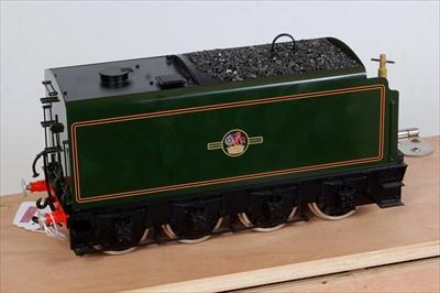 Lot 6-An Accucraft UK Ltd gauge 1 live steam model of a ...