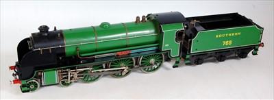 Lot 7-An Aster gauge 1 live steam green Southern Region ...