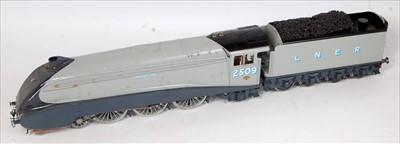 Lot 9-A Bowande live steam UK Ltd gauge 1 model of a...