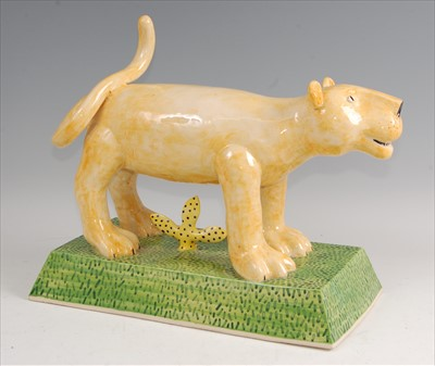 Lot 32 - Paddy Peters - a large contemporary pottery...