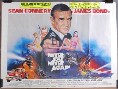 Lot 546-James Bond, Never Say Never Again