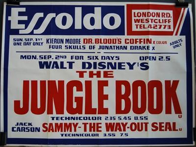 Lot 532-An Essoldo London Road, Westcliff cinema poster