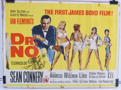 Lot 528-James Bond, Dr No