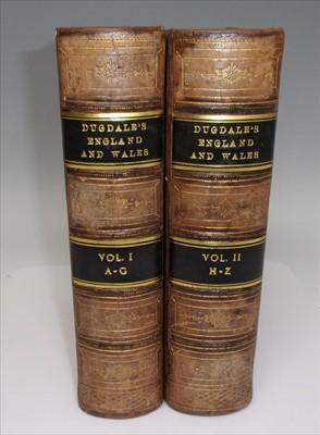Lot 1004-BLANCHARD, E.L. (ed), Dugdale's England and Wales ...