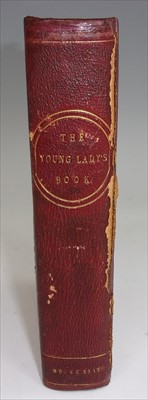 Lot 1013-[CRUIKSHANK, George] . The Young Lady's Book……...