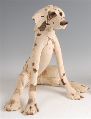 Lot 44-Kerry Jameson (b.1969) - a studio ceramic...