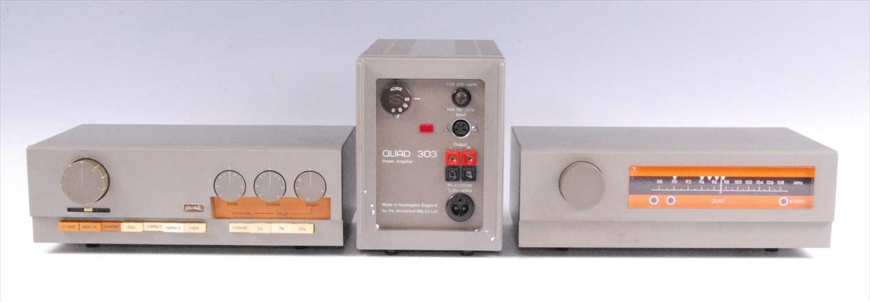Lot 513-A Quad 33 pre-amp