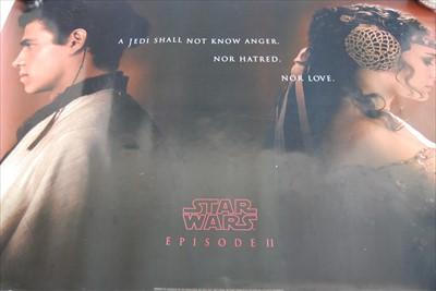Lot 547-Star Wars, Episode II