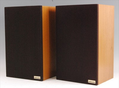 Lot 514-A pair of Audiomaster MLS 1 stereo speakers