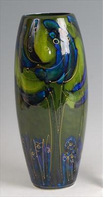 Lot 46 - A contemporary Art Pottery vase by Anita...
