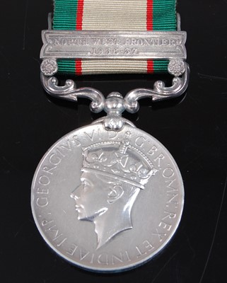 Lot 5 - An India General Service medal