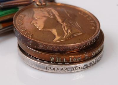 Lot 46-A WW I British War medal