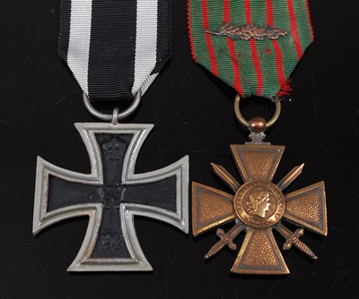 Lot 45-An Imperial German 1914 Iron Cross