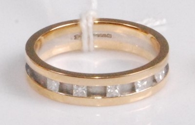Lot 2047-A gent's contemporary 18ct yellow and white gold...