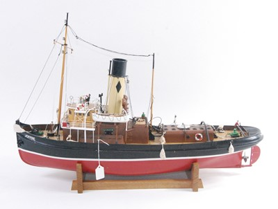Lot 1-A Caldercraft kit built 1:48 scale model of a...