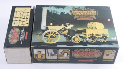 "Lot 16-A Hornby Stephenson's Rocket 3.5"" live steam..."