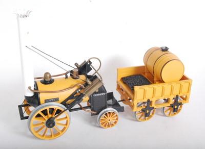"Lot 19-A Hornby Railways Stevenson's Rocket 3.5"" gauge..."