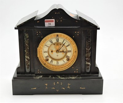 Lot 38-A circa 1900 Ansonia Clock Company of New York...