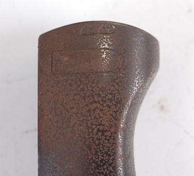 Lot 21 - A German Third Reich K-98 Mauser bayonet