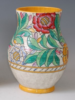 Lot 4-Charlotte Rhead for Crown Ducal - a 1930s...