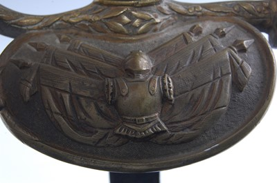 Lot 18 - A 19th century Spanish sword
