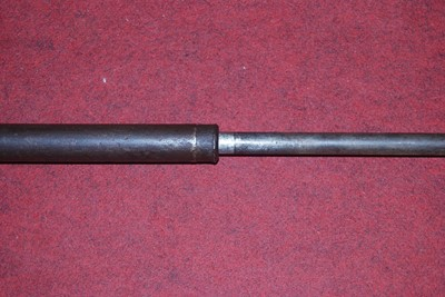 Lot 39-A WW I bayonet training rifle