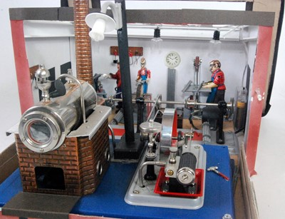 Lot 22-A Willesco D10/D105 steam plant comprising of...