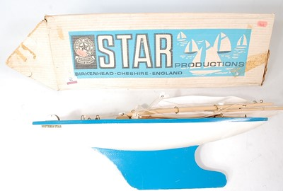 Lot 25-A Star Yacht Productions of England Southern...