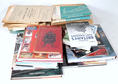Lot 36-A collection of various soft and hard back...