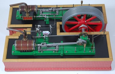 Lot 38-A very well made/exhibition quality model of a...