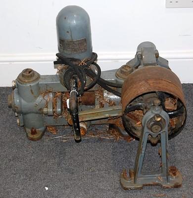 Lot 39 - An original 1950s Lister H2 AC pump, finished...