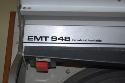 Lot 501 - An EMT (Elektro-Mess-Technik) 948 Broadcast...