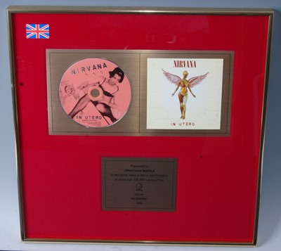 Lot 510-Nirvana, a presentation CD for the album In...