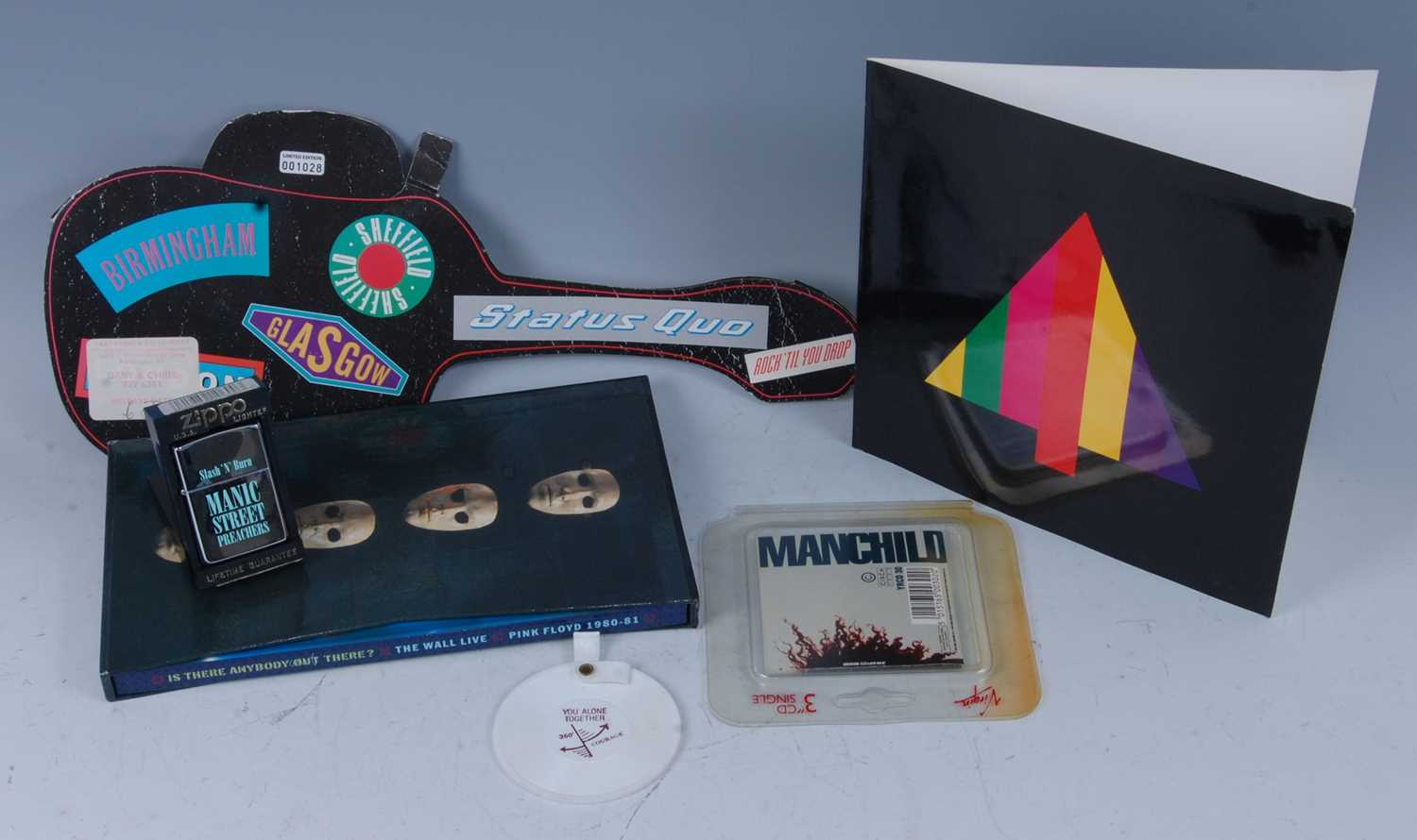 Lot 524-A collection of promotional items to include...