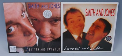 Lot 526-Mel Smith and Griff Rhys-Jones - Bitter and...