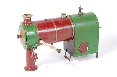 Lot 45-Collection of 3 various steam boilers, for...