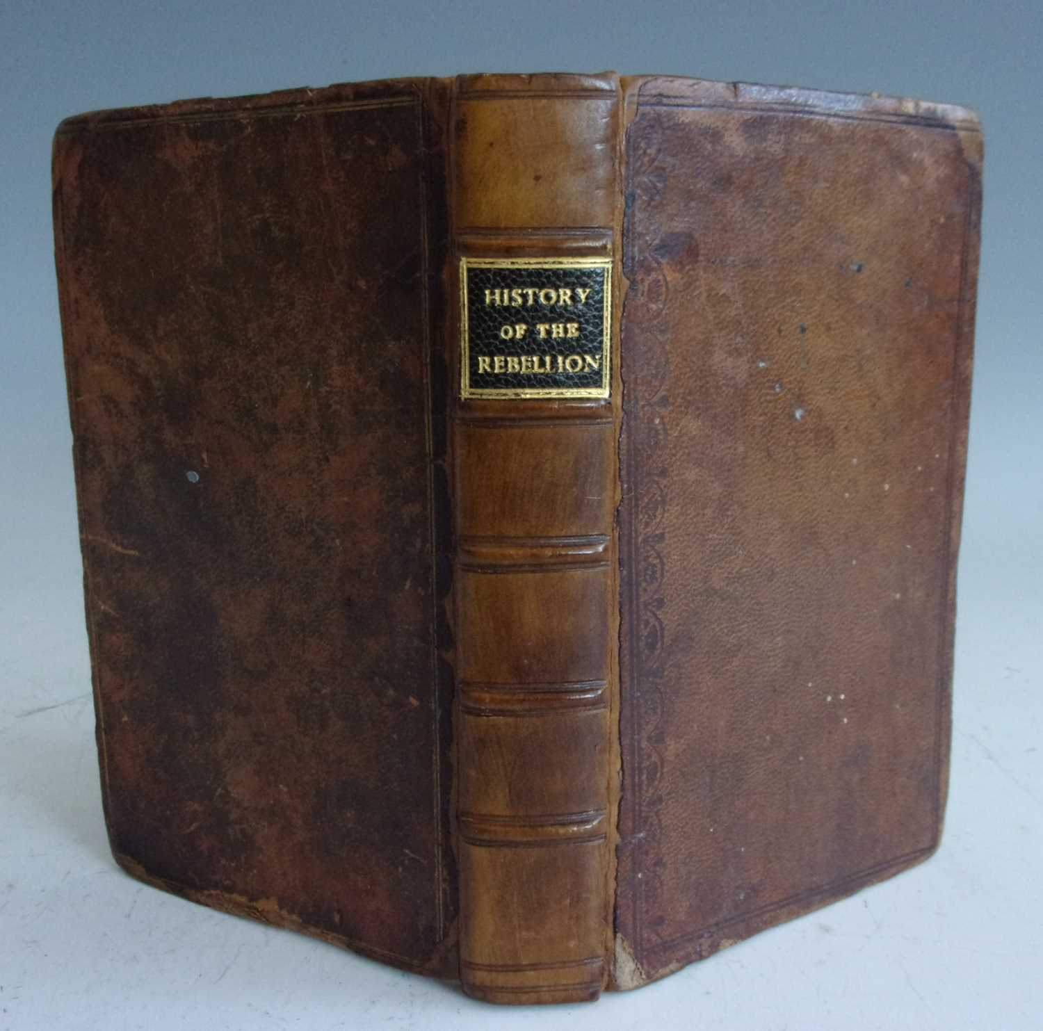 Lot 1001-RAY, James. A Compleat History of the...