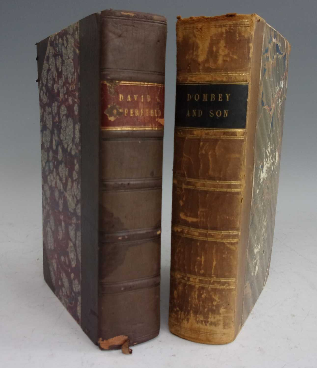 Lot 1009-DICKENS, Charles. Dealings with the Firm of...