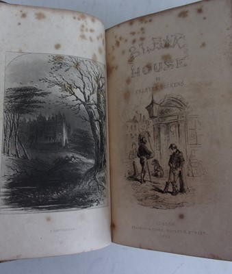 Lot 1010-DICKENS, Charles. The Life and Adventures of...