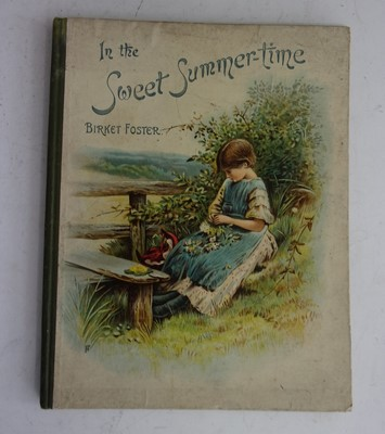 Lot 1012-FOSTER, Birket. In the Sweet Summertime....