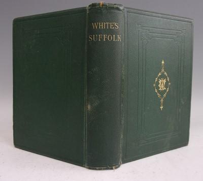 Lot 1013-WHITE, WIlliam. History, Gazetteer and...