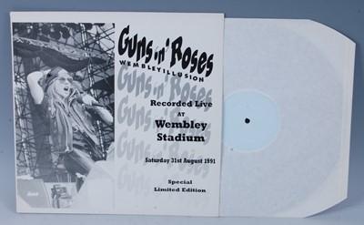 Lot 531-Guns N' Roses, Wembley Illusion, Special...