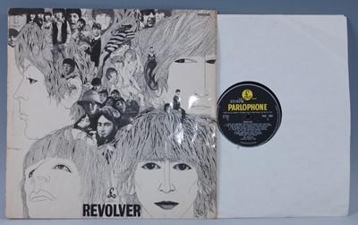 Lot 543-The Beatles - Revolver, UK Original Tomorrow...