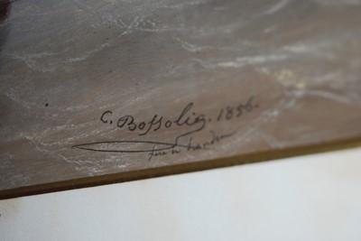 Lot 1400 - *Carlo Bossoli (Swiss-Italian 1815-1884) -...