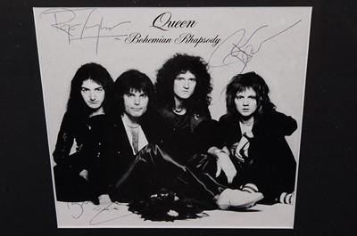 Lot 693 - Queen - Bohemian Rhapsody purple limited...